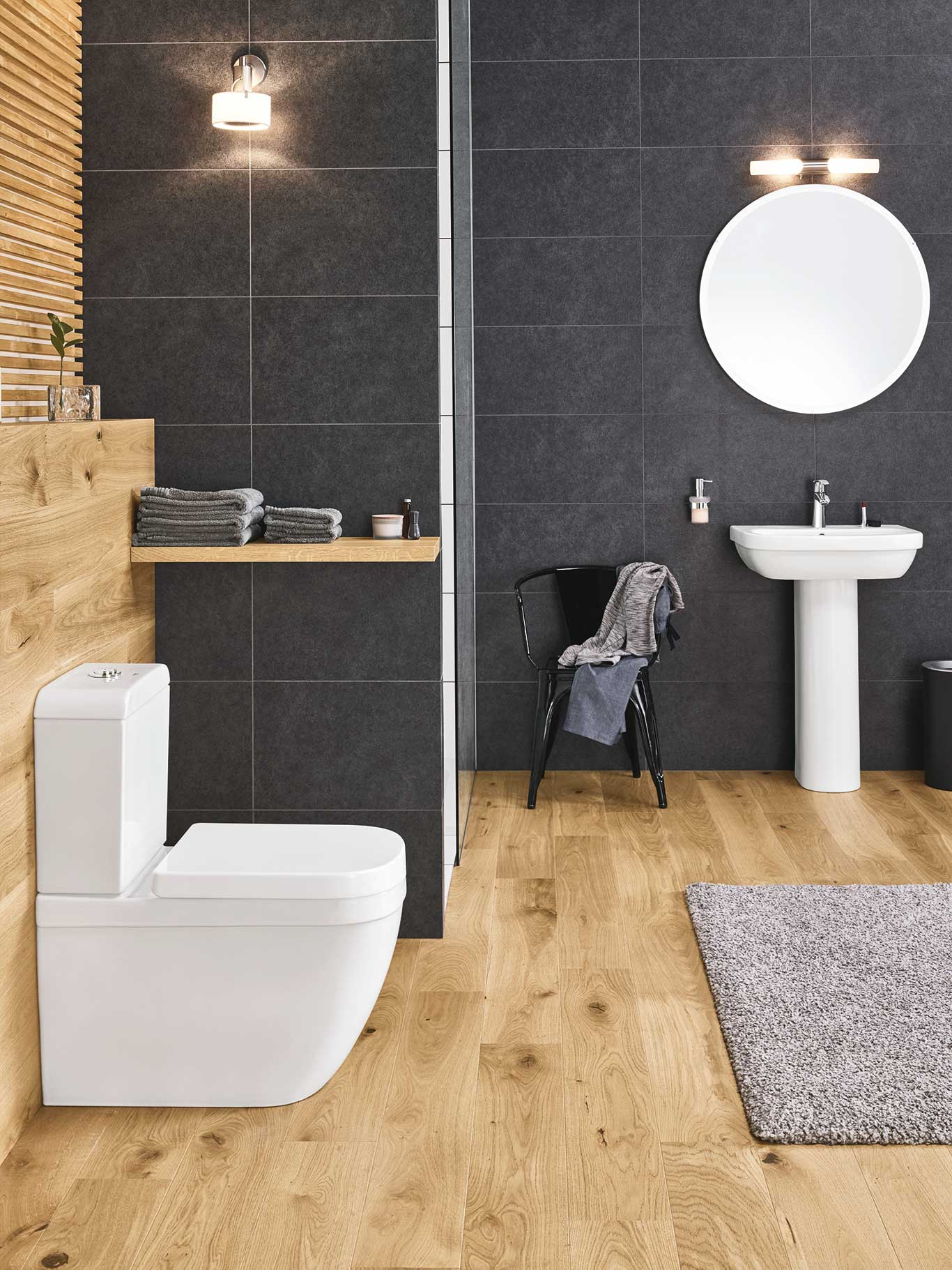 Die neusten Badezimmer-Trends - Falstaff LIVING
