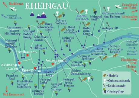Best Of Rheingau Hotels Restaurants Und Weinguter Falstaff