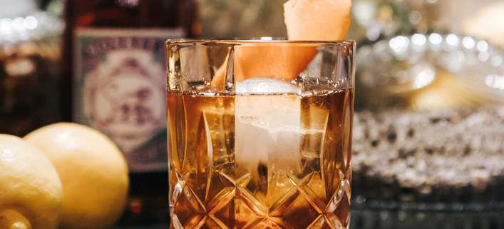 Monkey Old Fashioned
