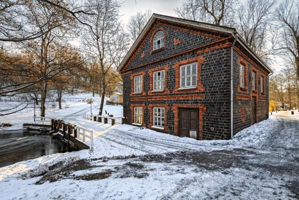 Finnland Im Design-Portrait