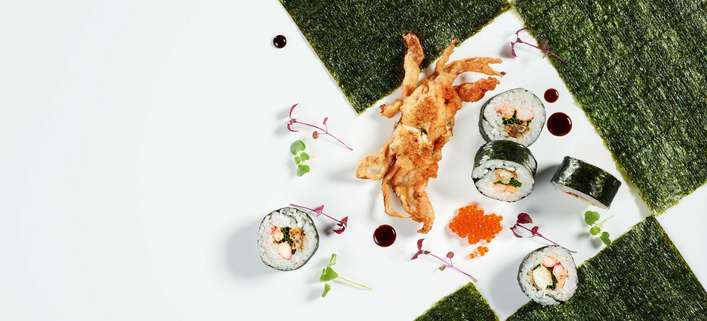Softshell-Crab-Maki