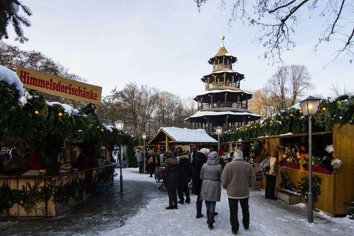 Haidhausen Weihnachtsmarkt.Top 5 Weihnachtsmarkte In Munchen Falstaff