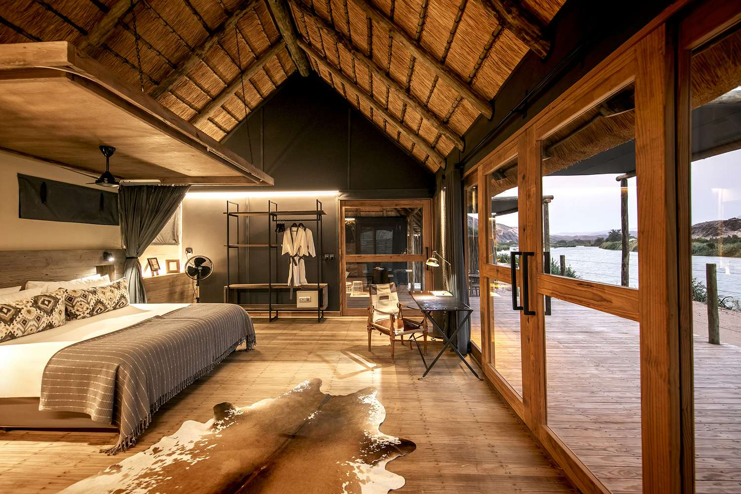 Top 10 Safari Lodges und Camps in Afrika
