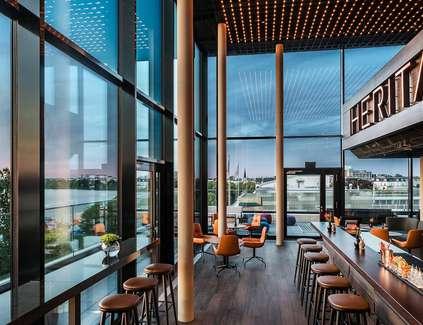 Top 10 Rooftop Locations in Hamburg - Falstaff
