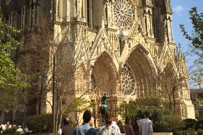 kathedrale reims
