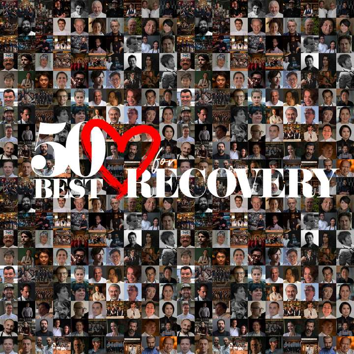 The World's 50 Best Recovery