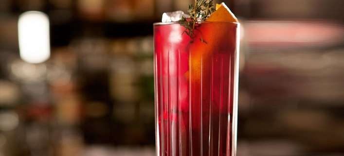 Campari Orange »Te Rosso«