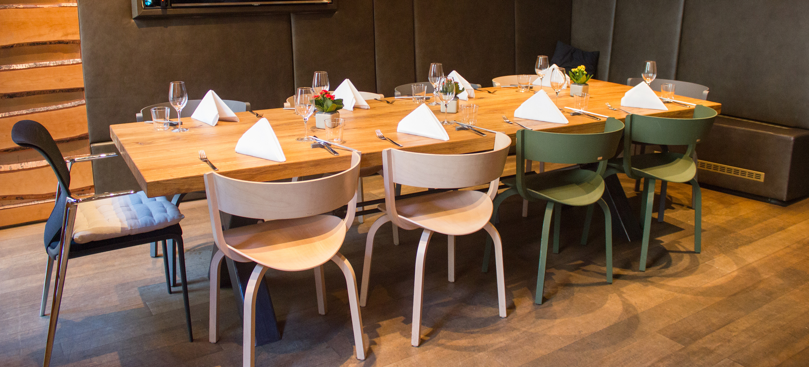 Restaurant Modern Korean In 1090 Wien Falstaff